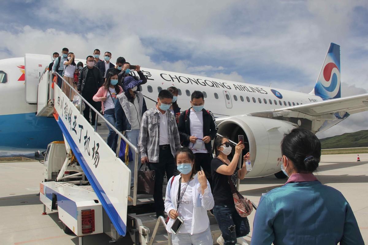 珠海至稻城航线正式通航,甘孜雪域山珍24小时可达滨海城市