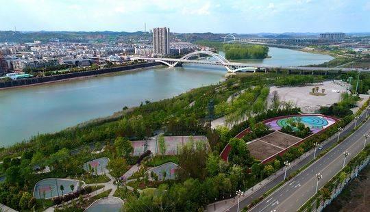 盘点资阳这一年④ | 最美丽的风景:花溪河水清怡人来