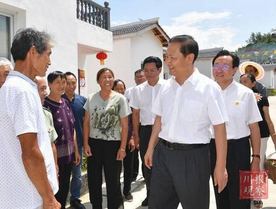 彭清华赴广元、巴中调研,对两市融入全省新格