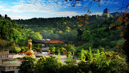 灵泉寺风景区