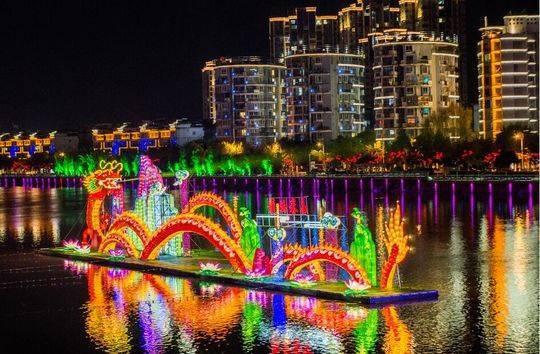 2019年赤山风景区庙会