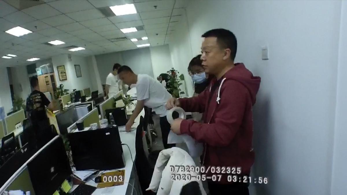 藏身迪拜幕后操盘 四川公安侦破特大跨境网络开设赌场案