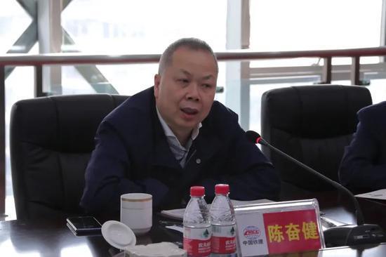 中铁三局董事长_中铁十局董事长沈尧兴