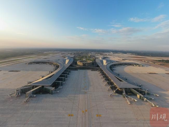 7月14日起,天府机场航班量增至271架次!