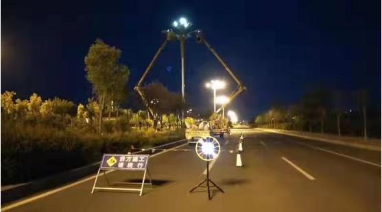 呼和浩特市改造路灯照明系统以实现能耗双控双降插图1